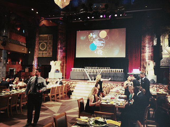 Chicago / Midwest Emmy Awards 2012